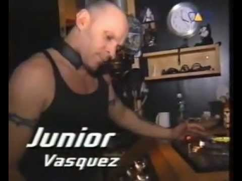 Junior Vasquez Junior Vasquez Palladium NYC 1996 YouTube