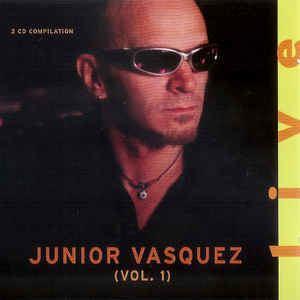 Junior Vasquez Junior Vasquez Junior Vasquez Live Vol 1 CD at Discogs