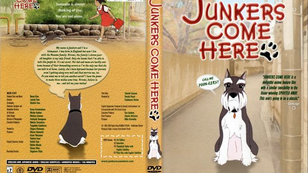 Junkers Come Here Watch Junkers Come Here English Subbed in HD on 9animeto