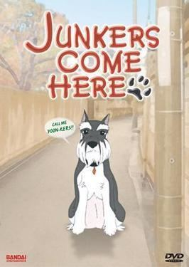 Junkers Come Here movie poster