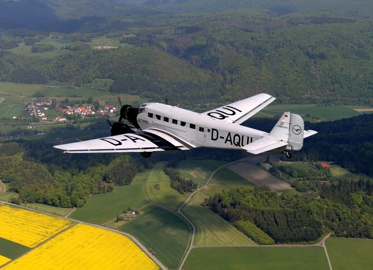 Junkers Ju 52 Junkers Ju 523m DAQUI Wikipedia