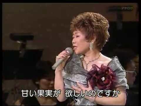 Junko Akimoto Junko AKIMOTO sings AINOMAMADEorchestra version YouTube
