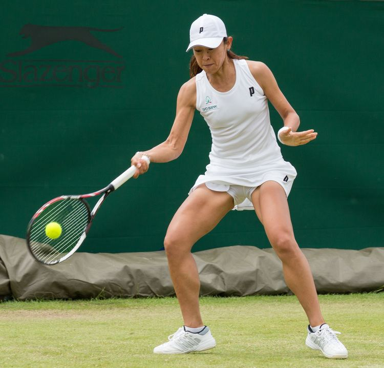 Junri Namigata FileJunri Namigata 3 2015 Wimbledon Qualifying Diliffjpg