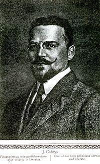 Juozas Gabrys httpsuploadwikimediaorgwikipediacommonsthu