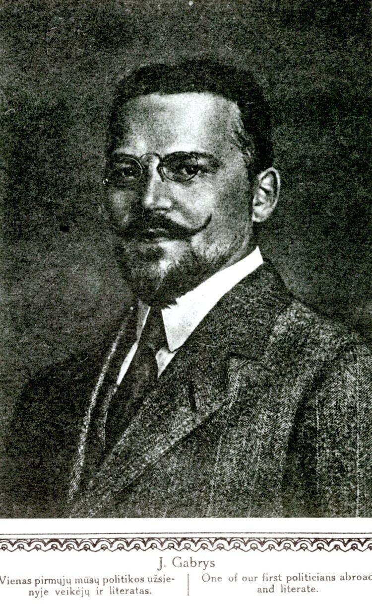 Juozas Gabrys Juozas Gabrys Wikipedia