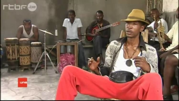 Jupiter Bokondji Kinshasa la musique Staff Benda Bilili amp Jupiter