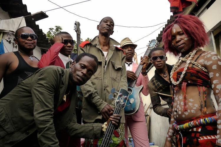 Jupiter Bokondji Jupiter Bokondji gnral rebelle de la musique congolaise