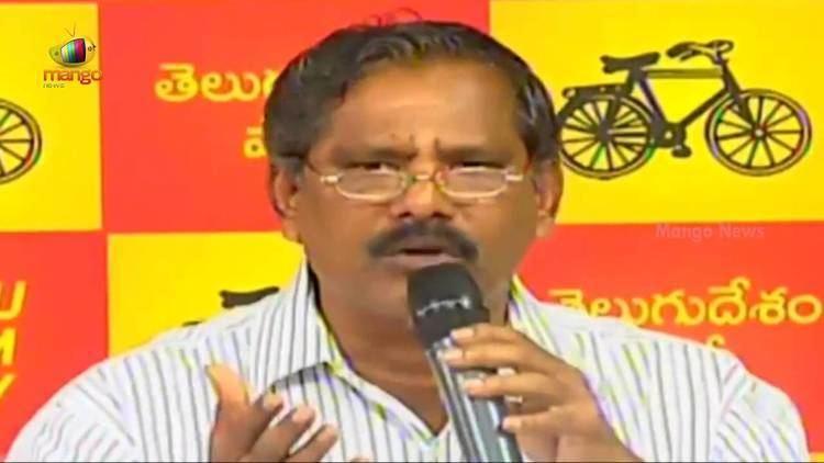 Jupudi Prabhakar Rao Governor Narasimhan partial towards Telangana TDP Jupudi