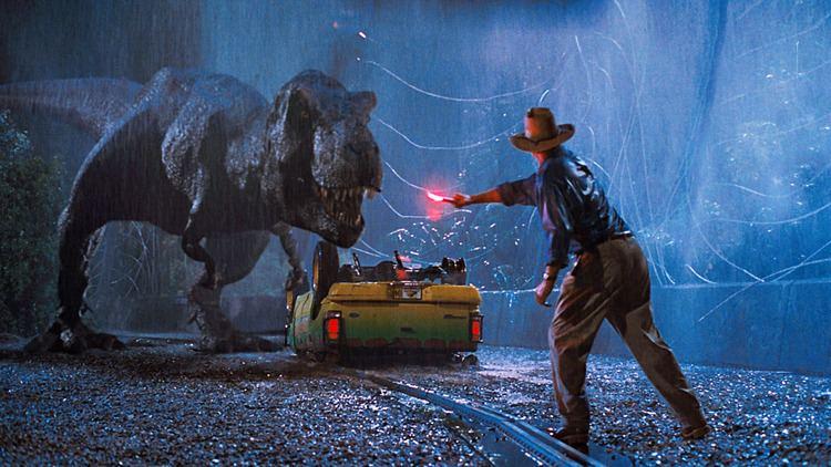 Jurassic Park 2048 Jurassic Park