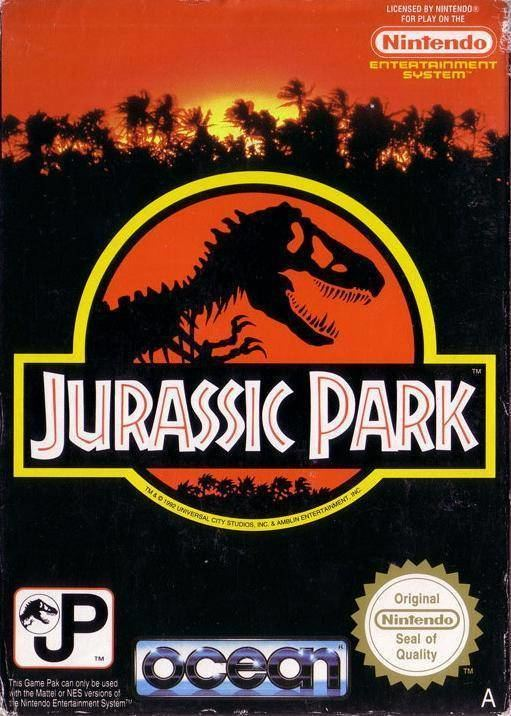 Jurassic Park (NES video game) httpsrmprdsemediaimages55925JurassicPark
