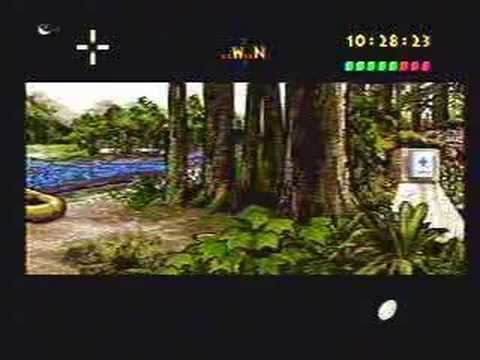 Jurassic Park (Sega CD video game) Jurassic Park Sega CD Part 1 YouTube