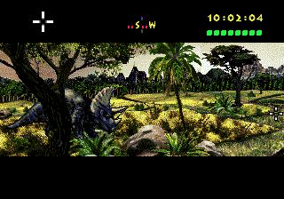 Jurassic Park (Sega CD video game) Jurassic Park Screenshots for SEGA CD MobyGames