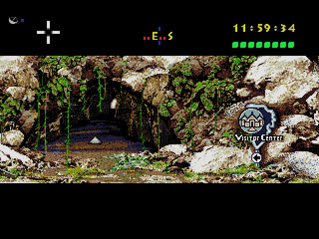 Jurassic Park (Sega CD video game) Super Adventures in Gaming Jurassic Park Sega Mega CD