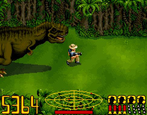 Jurassic Park (SNES video game) - Alchetron, the free social