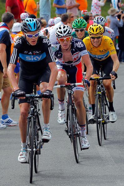 Jurgen Van den Broeck Jurgen Van Den Broeck Photos Photos Le Tour de France 2012 Stage