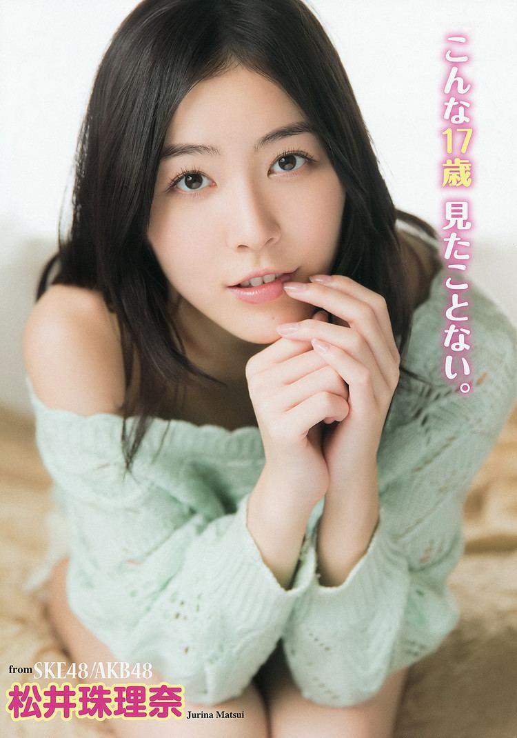 Jurina Matsui Matsui Jurina Young AnimalNo9 2014 Matsui Jurina
