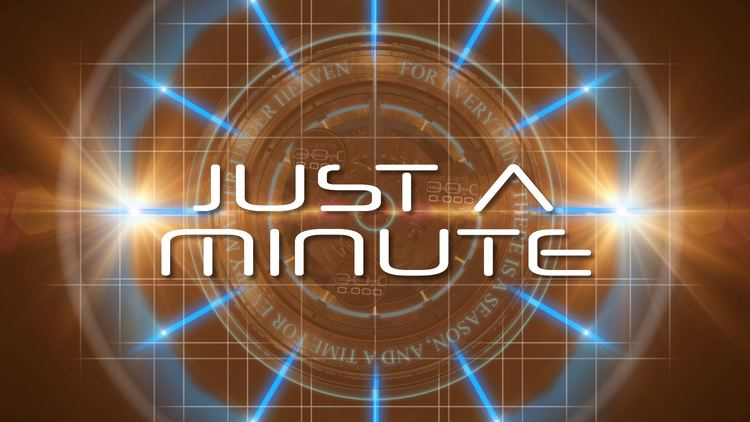 Just a Minute Just a minute tonight at 9pm Live Rnews Revelation TV