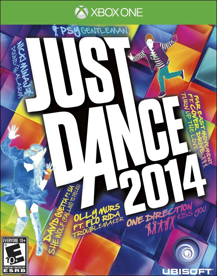 Just Dance 2014 Ubisoft QampA Just Dance 2014 and the Power of a New Generation