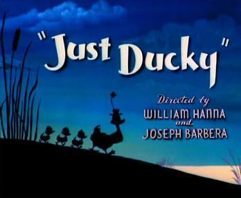 Just Ducky movie poster