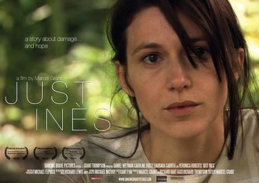 Just Ines movie poster