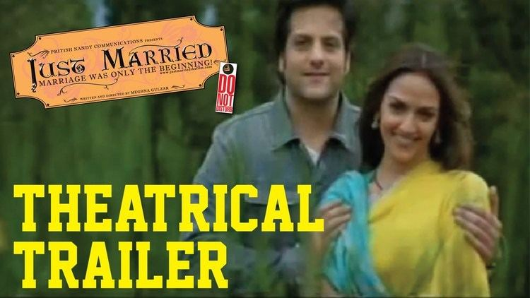 Just Married Theatrical Trailer YouTube