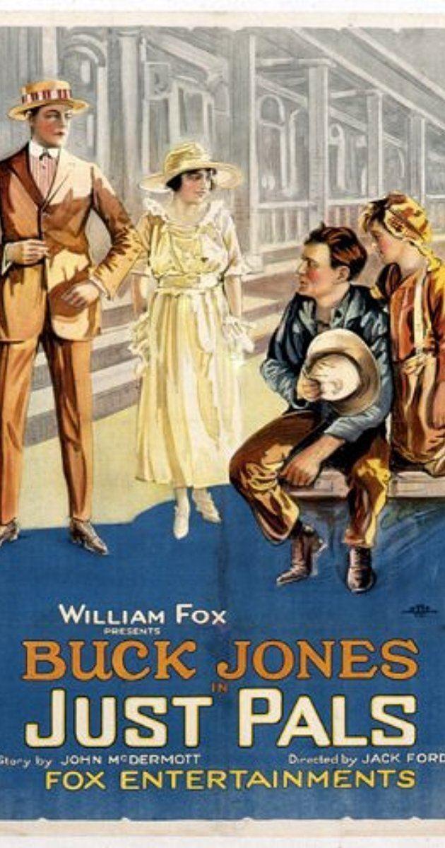Just Pals Just Pals 1920 IMDb