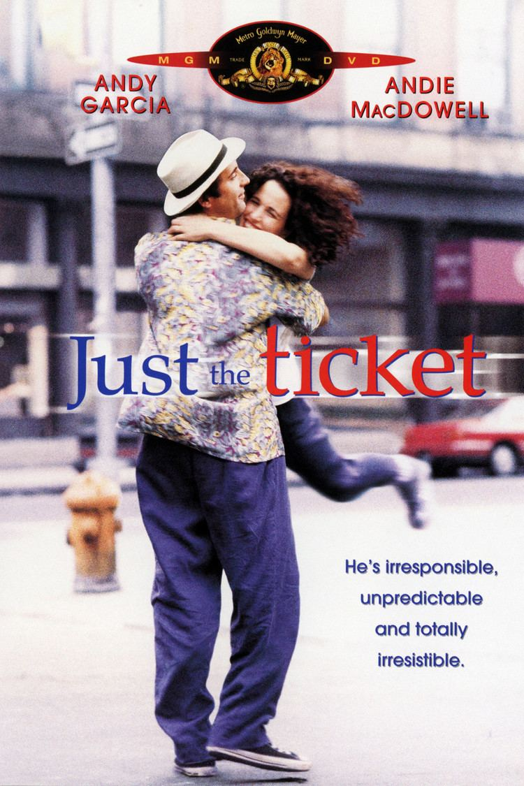 Just the Ticket wwwgstaticcomtvthumbdvdboxart22633p22633d