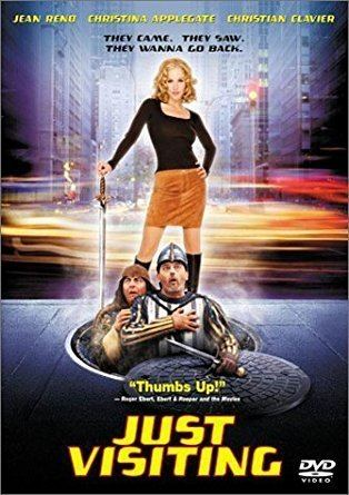 Just Visiting (film) Amazoncom Just Visiting Jean Reno Christina Applegate Christian