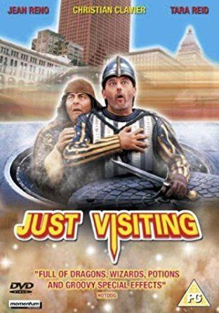 Just Visiting (film) Just Visiting DVD 2002 Amazoncouk Jean Reno Christina