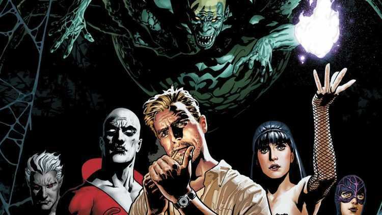 Justice League Dark Alchetron The Free Social Encyclopedia