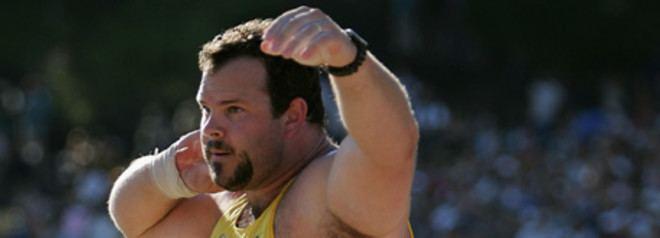 Justin Anlezark Australian Olympic Committee Justin Anlezark