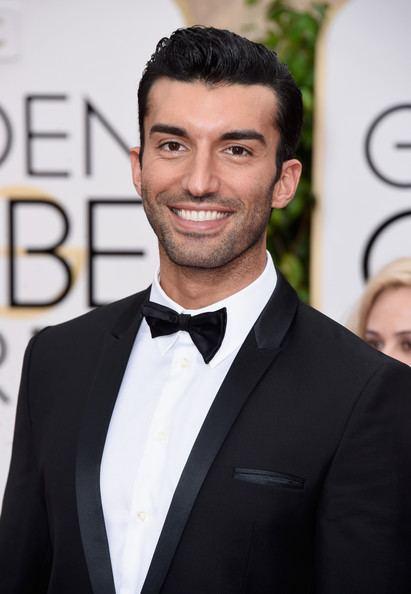 Justin Baldoni Justin Baldoni Pictures Arrivals at the Golden Globe