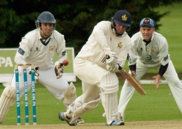 Justin Bishop (cricketer) Bury St Edmunds stalwart Justin Bishop will be playing his final