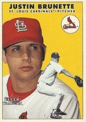 Justin Brunette Justin Brunette Baseball Statistics 19942002