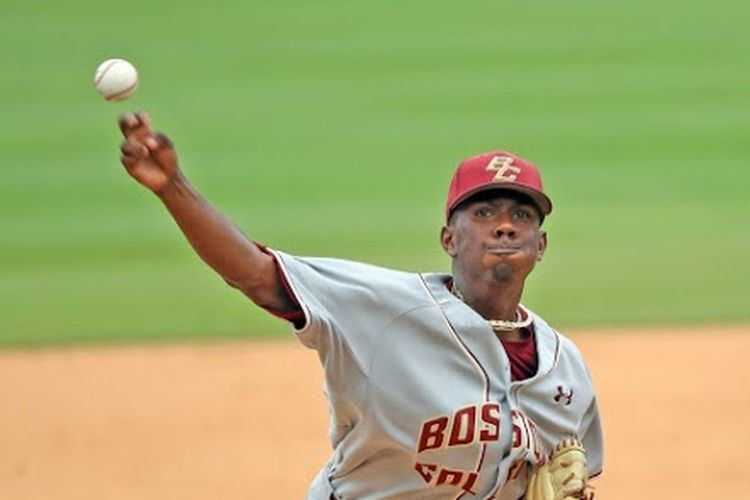Justin Dunn Boston College Baseball Draft Prospectus 2016 RHP Justin Dunn BC