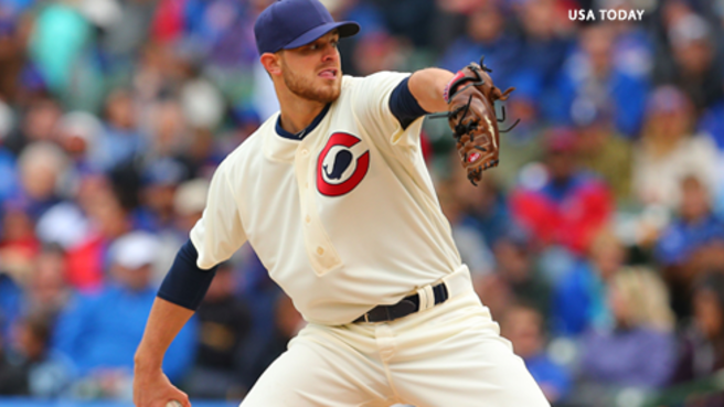 Justin Grimm Justin Grimm finding a new level in Cubs bullpen CSN Chicago