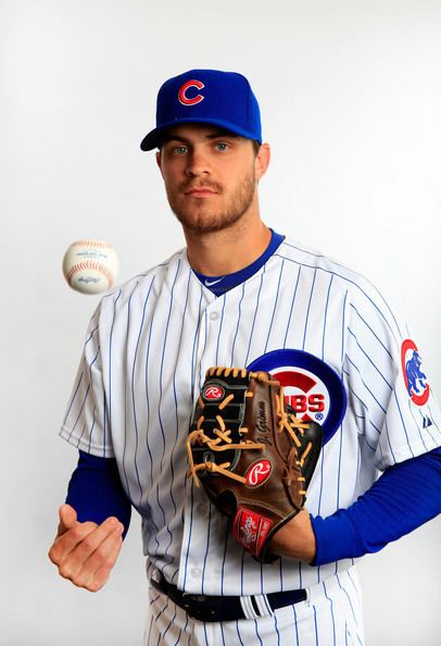 Justin Grimm Justin Grimm Photos Chicago Cubs Photo Day Zimbio