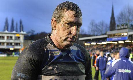 Justin Harrison Justin Harrison leaves Bath in unseemly haste Sport