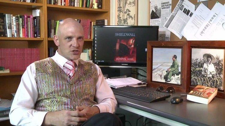Justin Hill Making History Justin Hill to Share Writing Secrets at Hong Kong