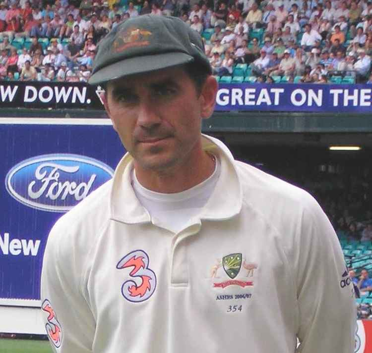 Justin Langer (Cricketer)