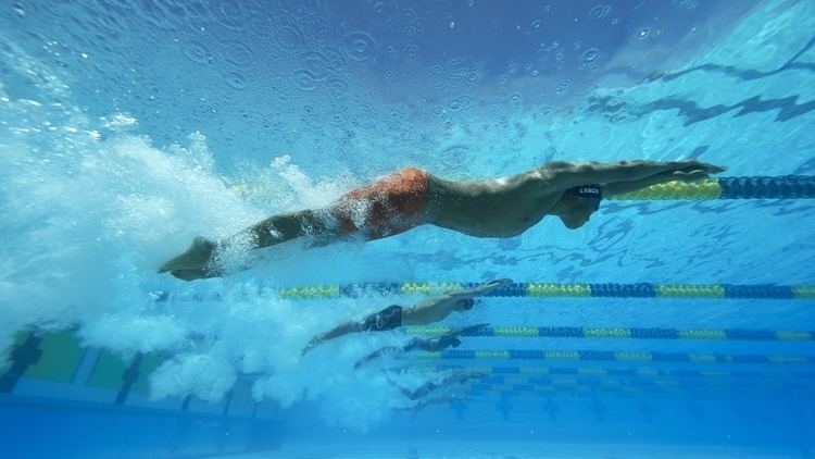 Justin Lynch At 16 This Swimmer Broke Michael Phelps Record Whats Next NPR