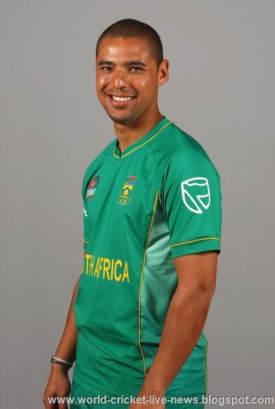South African Cricketer Justin Ontong world Cricket