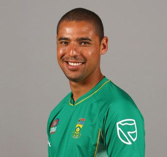 Justin Ontong Cricket representing South Africa Stats and Profile