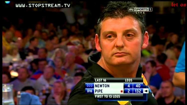 Justin Pipe Justin Pipe BULL BULL D16 World Matchplay 2012 YouTube