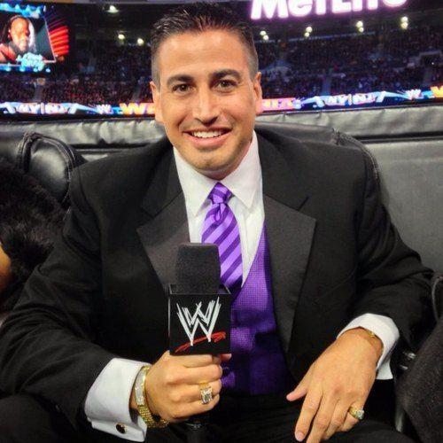 Justin Roberts Fans of WWE Raw Ring Aunoceer Justin Roberts Sapple639s blog