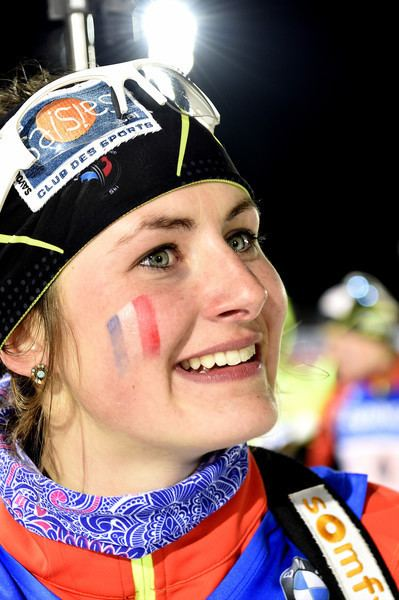Justine Braisaz Justine Braisaz Photos IBU Biathlon World Championships