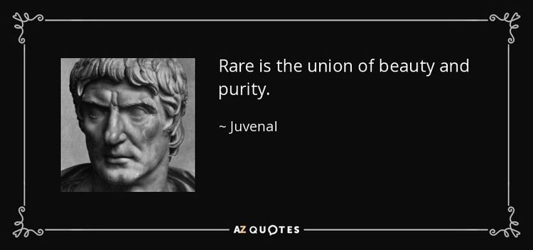 Juvenal TOP 25 QUOTES BY JUVENAL of 295 AZ Quotes