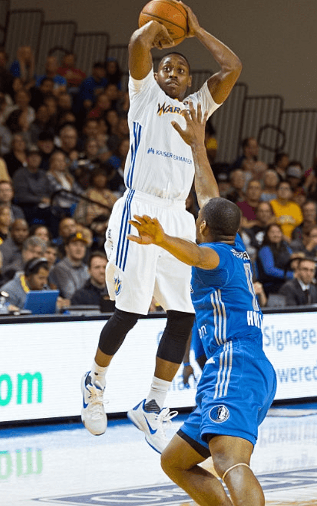 Juwan Staten COLUMN Time spent with Warriors helpful to Juwan Staten