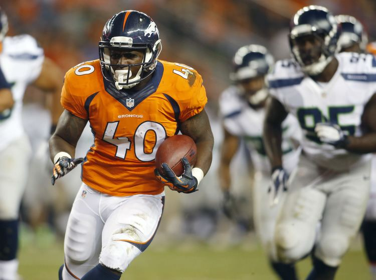 Juwan Thompson Understanding Why The Denver Broncos Released Juwan Thompson