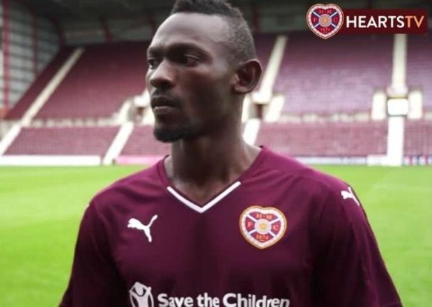 Juwon Oshaniwa Neilson delighted as Oshaniwa joins Hearts 39family39 The